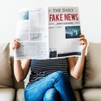 Lav dine egne fake news - for skoleklasser
